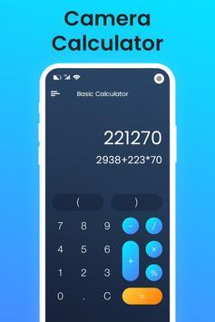 Math Camera Calculator : Smart Calculator screenshot 1