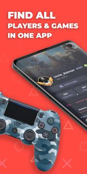 PLINK - Connecting Gamers पोस्टर
