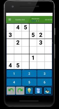 Sudoku capture d'écran 6