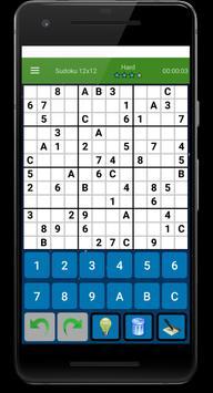 Sudoku capture d'écran 1