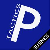 Tactics Pinterest Business icon