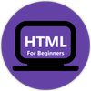 HTML For Beginners icon