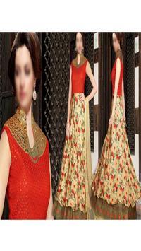 Indo Western Gown Designes For Women 2018 screenshot 1