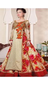 Indo Western Gown Designes For Women 2018 screenshot 2