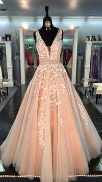 Indo Western Gown Designes For Women 2018 screenshot 3