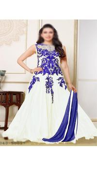 Indo Western Gown Designes For Women 2018 screenshot 4