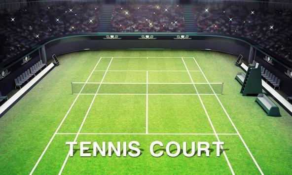 Tennis Court screenshot 1