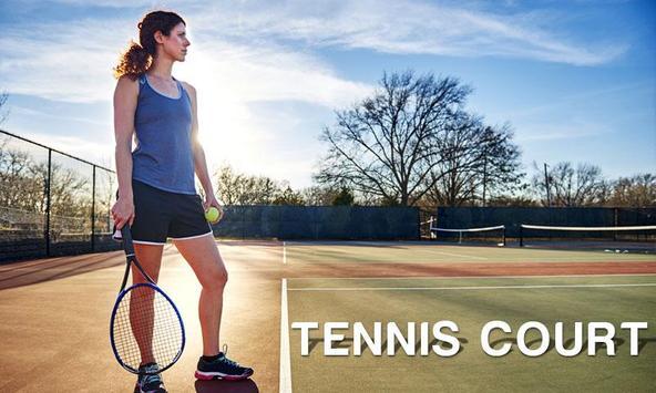 Tennis Court screenshot 2