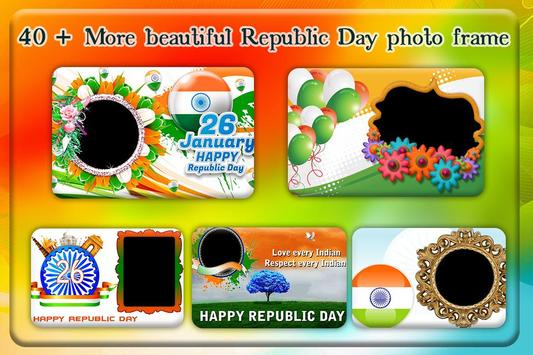 Republic Day  Photo Frame :   Photo Editor poster