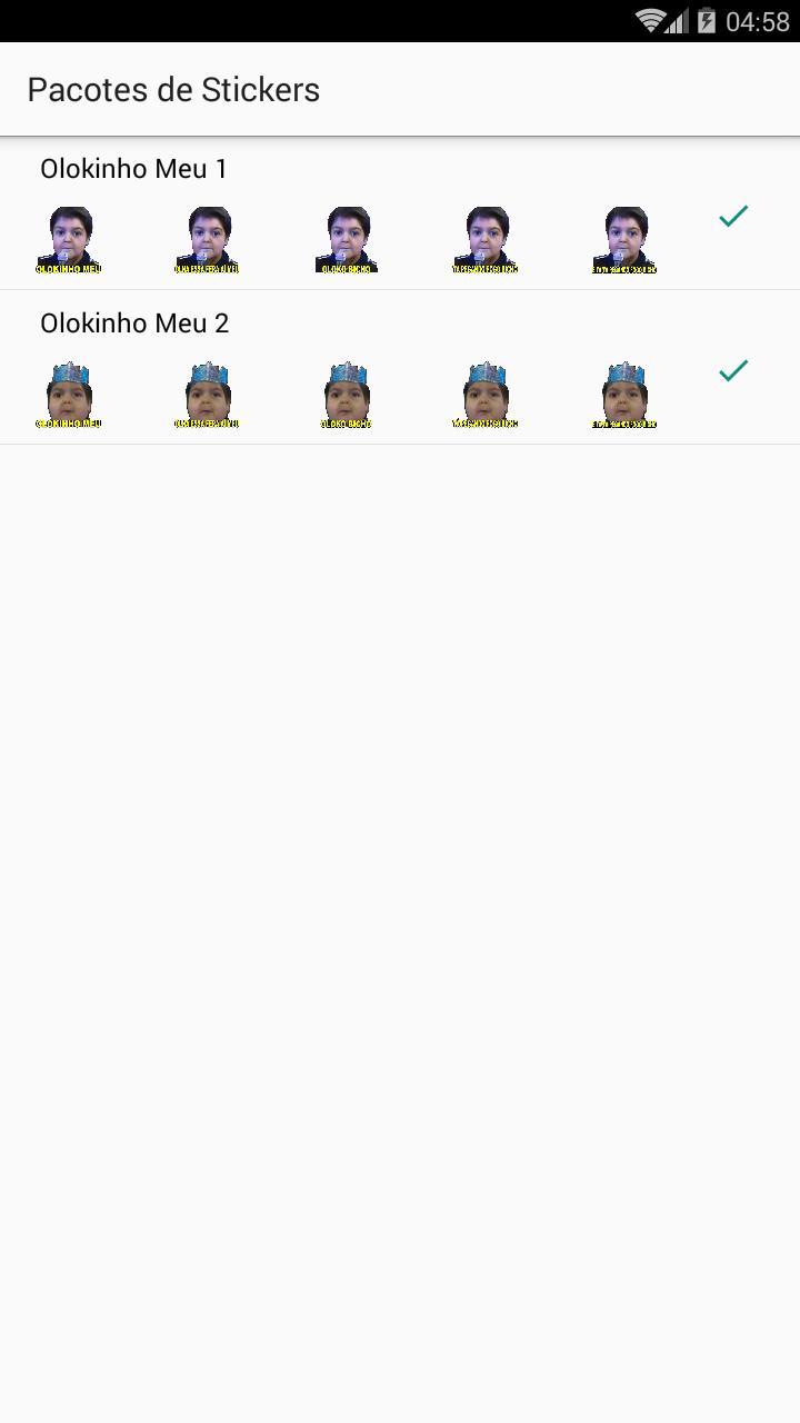 Olokinho Meu Figurinhas Para Whatsapp For Android Apk Download
