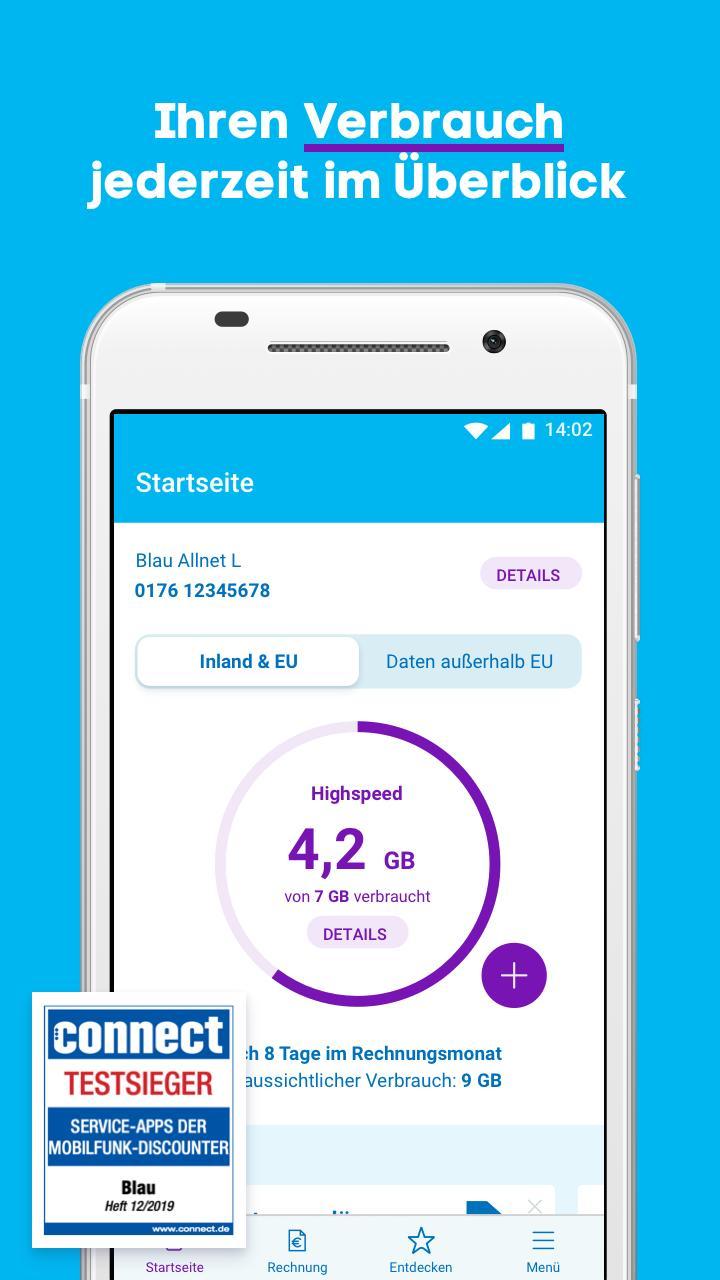 Mein Blau Fur Android Apk Herunterladen