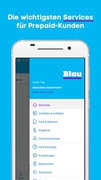 Mein Blau Screenshot 3