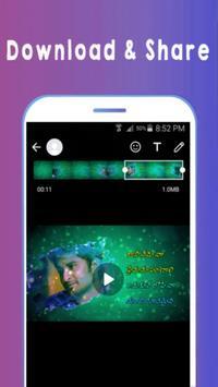 Telugu Video Songs Status : Telugu Status 2019 screenshot 2
