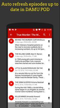DAMU POD : My Father The Murderer screenshot 1