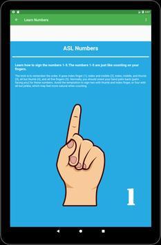 ASL American Sign Language screenshot 5