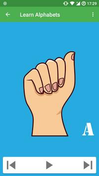 ASL American Sign Language screenshot 2
