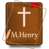 Matthew Henry Bible Commentary Free 圖標
