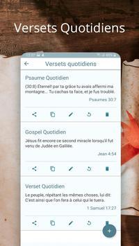 La Bible تصوير الشاشة 2