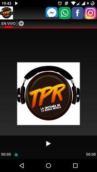 TERRA PRIME RADIO poster