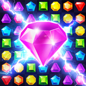 Jewels Planet – Free Match 3 & Puzzle Game v1.2.10 (Modded)