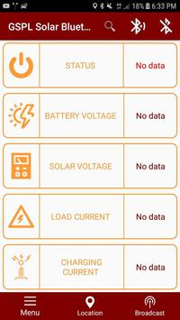 GSPL Solar Bluetooth poster