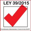 TEST LEY 39/2015 icon