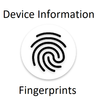 Information Capabilities of a Zero Permission App icon