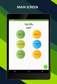 Văn Mẫu THPT - Van Mau THPT - Trung học phổ thông screenshot 8