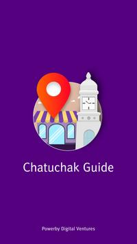 Chatuchak Guide poster