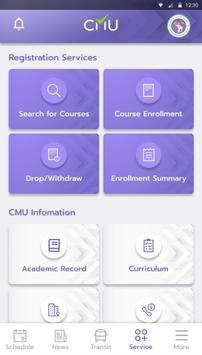 CMU MOBILE Screenshot 3