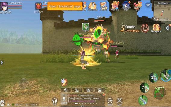 Mabinogi-Fantasy Life screenshot 5