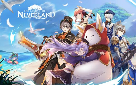 The Legend of Neverland poster