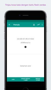 Belajar Bahasa Thailand screenshot 3