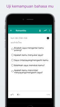 Belajar Bahasa Thailand screenshot 18