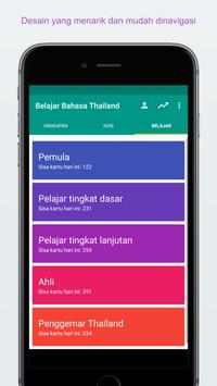 Belajar Bahasa Thailand screenshot 9