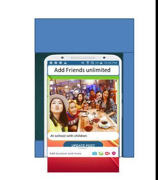tksocial,Free chat& call video screenshot 1