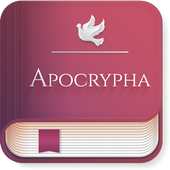 Holy Bible with Apocrypha icon