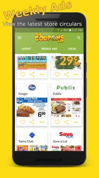 The Coupons App® скриншот 16
