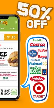 The Coupons App® скриншот 1