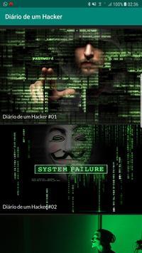Diário de um Hacker poster