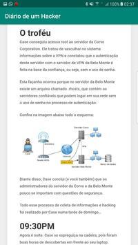 Diário de um Hacker screenshot 3