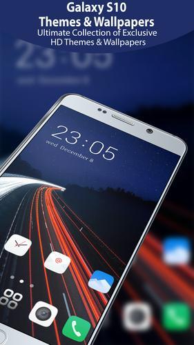 Themes For Samsung Galaxy S10 Launcher Wallpaper Pour Android Telechargez L Apk