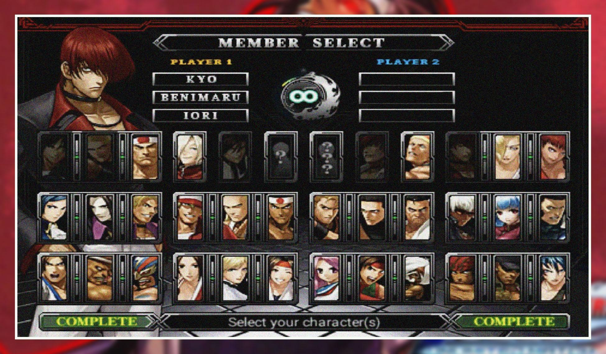 Guide For The King Of Fighter 2002 Kof 97 Helper For Android