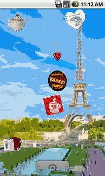 Paris Live Wallpaper FREE poster