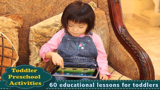 Toddler Preschool Activities screenshot 1