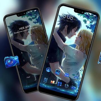 Bright fantasy  love theme screenshot 2