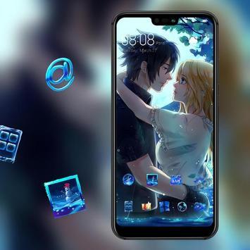 Bright fantasy  love theme screenshot 3