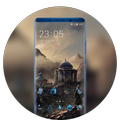 Bredator Theme for Nokia 9 HD Free wallpaper