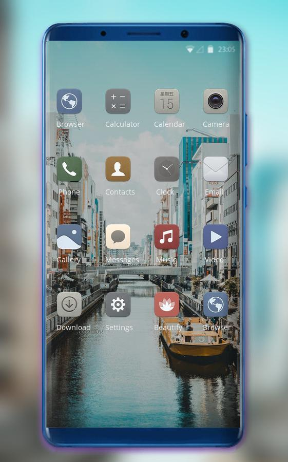 Theme for Vivo v11 Pro wallpaper for Android - APK Download