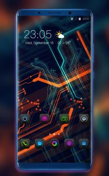 Theme for Asus ROG Phone wallpaper poster